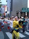 渋谷・鹿児島おはら祭パレード