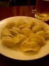特級調理師の劉さんが作る水餃子