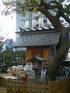 弁財天が祀られている「厳島神社(抜弁天)」