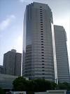 新川崎のツインタワー