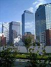 再開発が進む西新宿