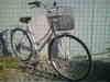 28インチの後継自転車「小野事務2号」